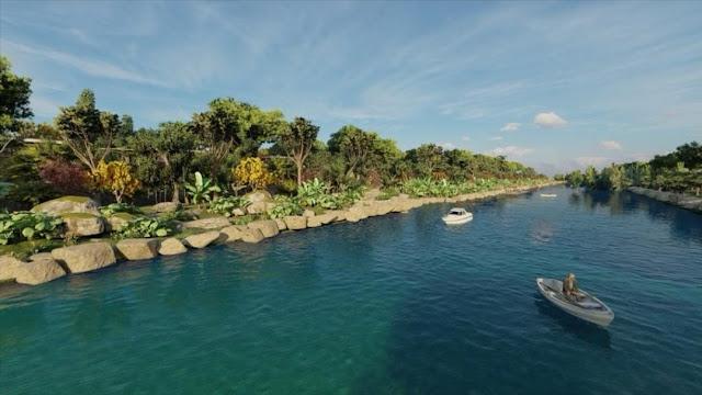 Phân khu Latido Resort dự án Sunshine Hertage Phúc Thọ