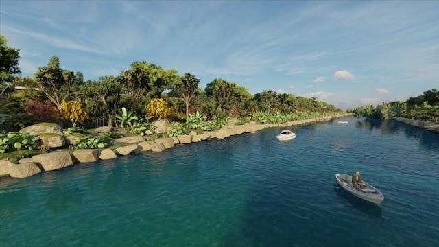 Phân khu Latido Resort dự án Sunshine Hertage Phúc Thọ - Sắc màu Mỹ Latinh bên sông Hồng
