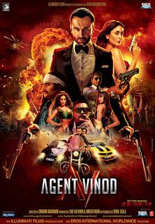 Agent Vinod 2012 Full Movie Download