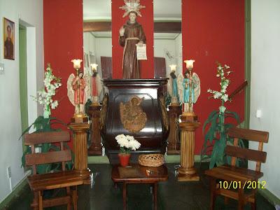 Oratório-Casa de Frei Galvão
