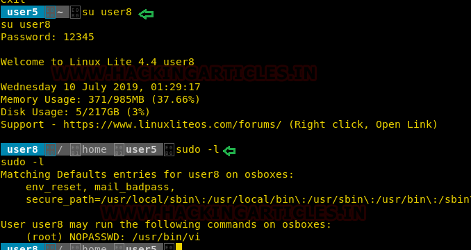 Escalate_Linux: Vulnhub Walkthrough (Part 1)