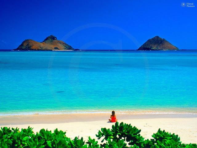 Lanikai Beach Desktop: Luxury Life Design: The Five Most Luxurious Beaches In The