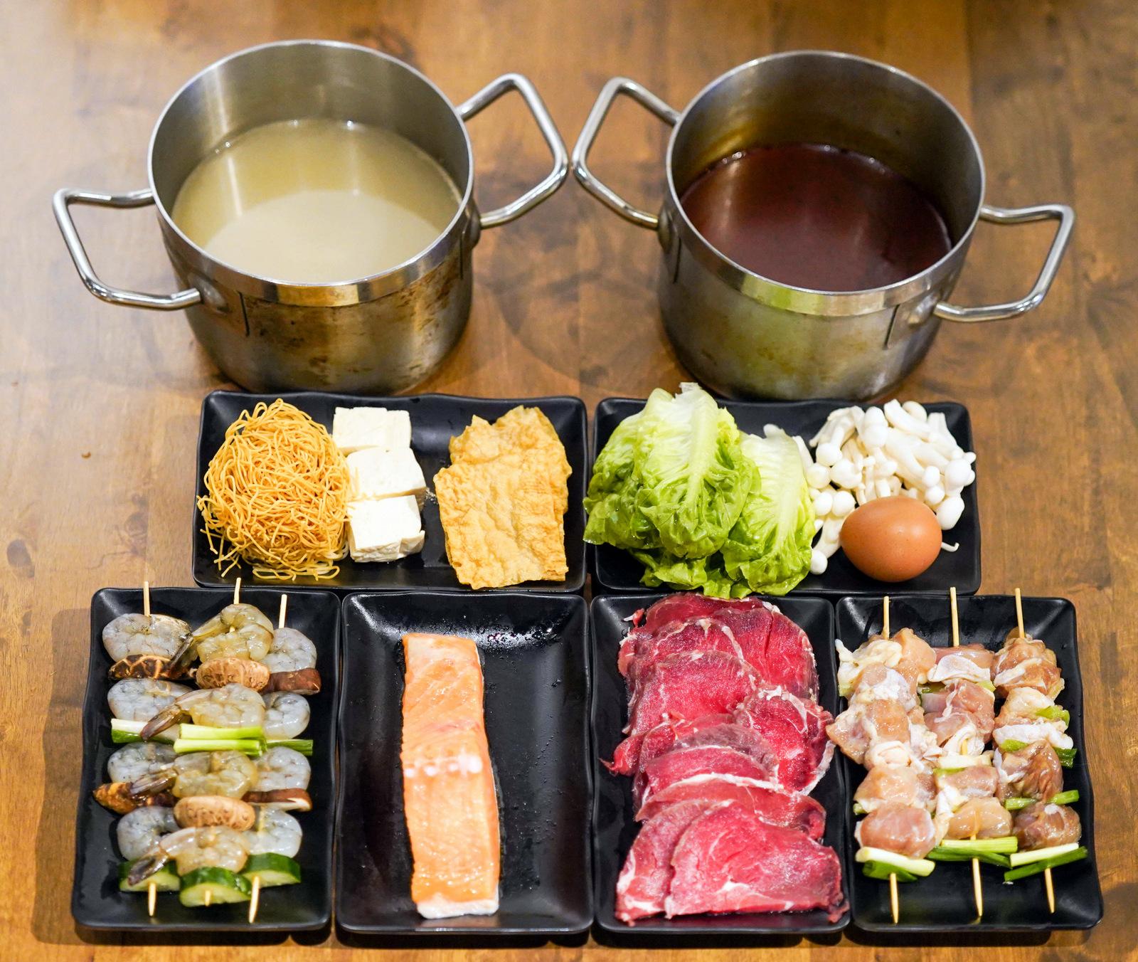 abba hot pot & japanese fusion, ss2 petaling jaya