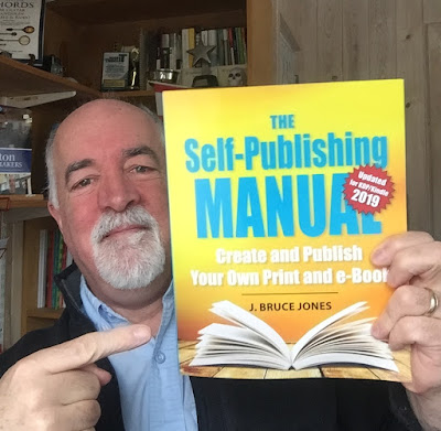 The Self-Publishing Manual: Create and Publish Your Own Print and e-Book, Releases Today