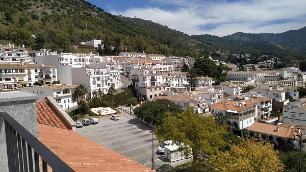 Viajar desde Almería
