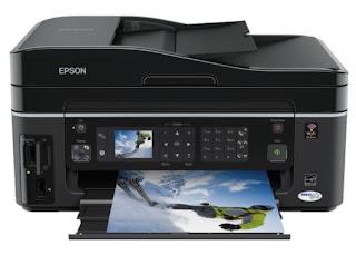 Epson Stylus SX600FW Télécharger Pilote