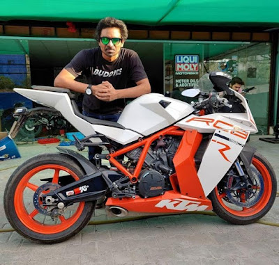 Top 15+ Indian Moto Vloggers  vikas rachmalla