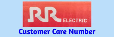 RR Fans Toll Free Number, RR Fan Customer Care Number RR Electric