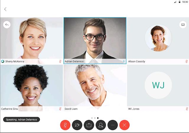 Aplikasi Meeting Online yang Aman dari penyadap