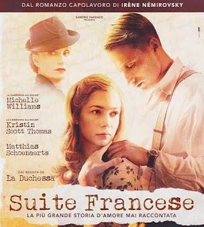 Suite Francese poster
