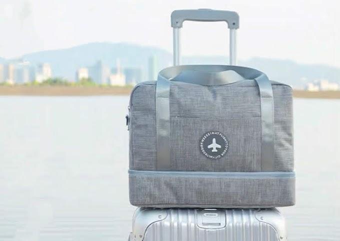 【好物介紹】最好的旅行袋 2 選 重點就是防水、多收納位