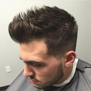 High Fade Haircut Black High Fade Haircut For Black Guys High Fade Haircut  Vs Low Fade