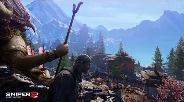 لعبة Sniper Ghost Warrior 2