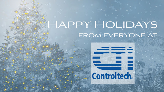 Happy Holidays from CTi