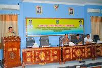 Bappeda dan Litbang Kota Bima Gelar Forum Perangkat Daerah Tingkat Kota Bima
