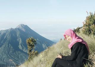 Septi Anggar Wati - Anggaaaar Pendaki Cantik