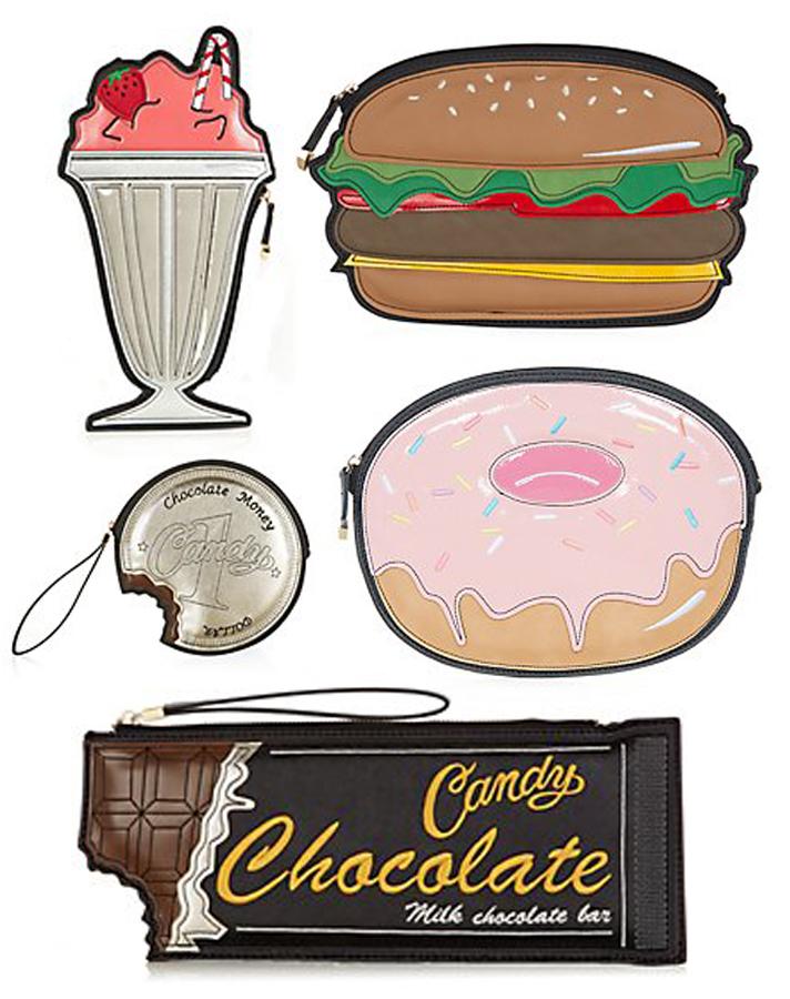 WISHLIST // New Look Fast Food Clutches - CassandraMyee