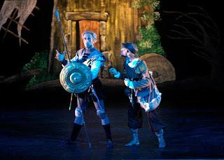 balé Don Quixote no Teatro Carlos Gomes #ballet #domquixote