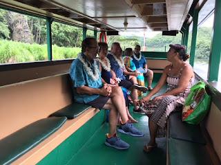 Larry LaSota Kauai Vow Renewal Minister Fern Grotto