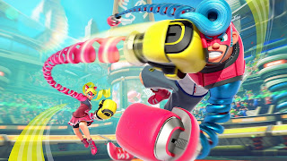 Arms game Xbox wallpaper