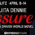 Book Blitz - Excerpt & Giveaway - Pressure by Chiquita Dennie
