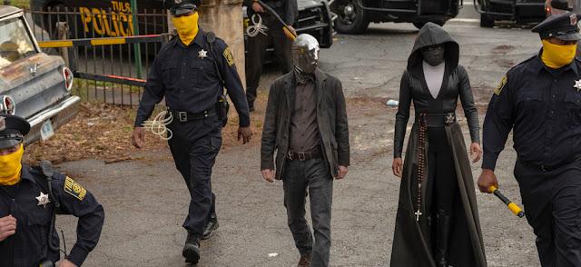 Regina King Tim Blake Nelson Damon Lindelof | Watchmen HBO