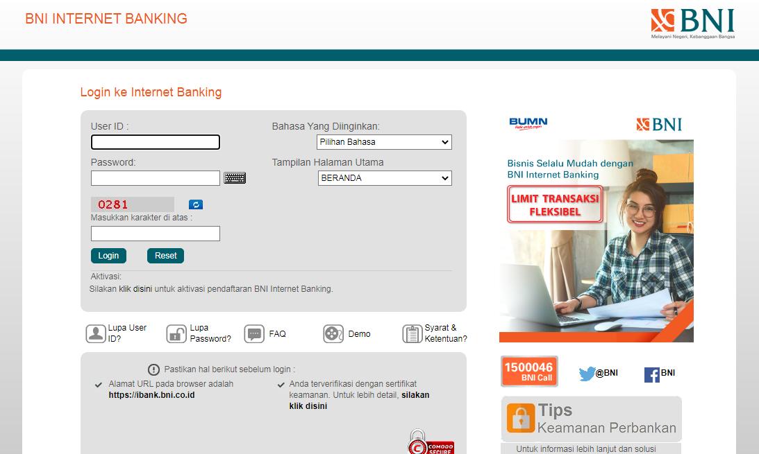 Cara Top Up Shopeepay Melalui Bank BNI