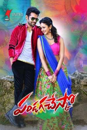 Download Businessman 2 (Pandaga Chesko) (2015) UNCUT Dual Audio {Hindi-Telugu} Movie 480p | 720p | 1080p WEB-HDRip 500MB | 1.3GB