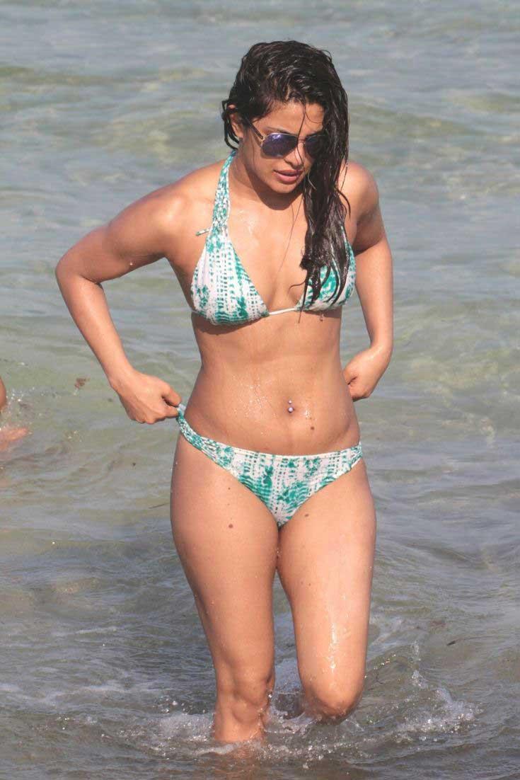 Priyanka Chopra in Bikini