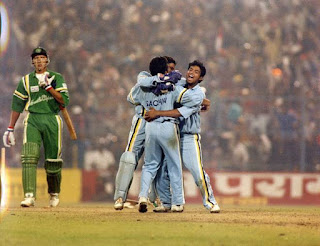 India vs South Africa 1st Semi-Final Hero Cup 1993 Highlights