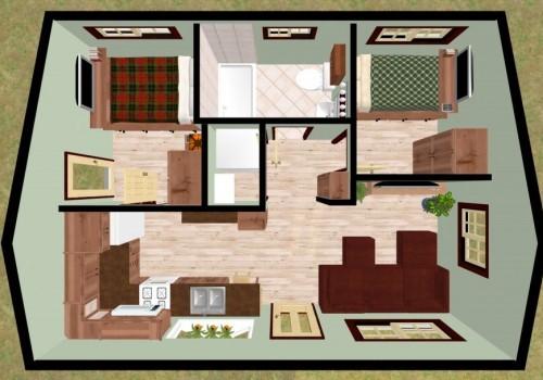 gambar rumah terlihat dari samping 3