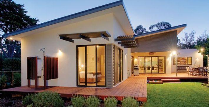 550 Ide Desain Rumah Atap Datar Sederhana HD Gratid Unduh Gratis