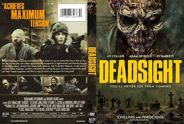 Deadsight DVD Cover