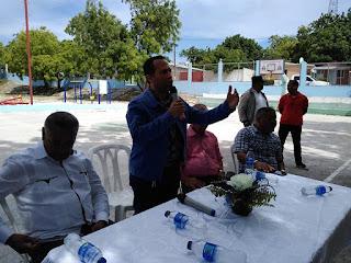 Alcaldía de Cabral y Refidomsa inauguran parque infantil