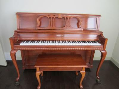 Piano Baldwin Hamilton 1991