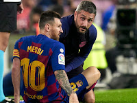 Lionel Messi Threatened Not Playing When Barcelona entertain Inter Milan