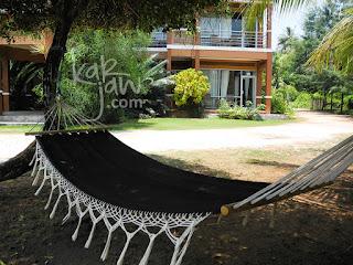 escape hotel karimunjawa hammock