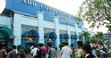 Ang dating daan coordinating center in makati
