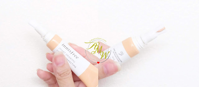 a photo of Innisfree Smart Drawing Color Correcting Review by Nikki Tiu of www.askmewhats.com
