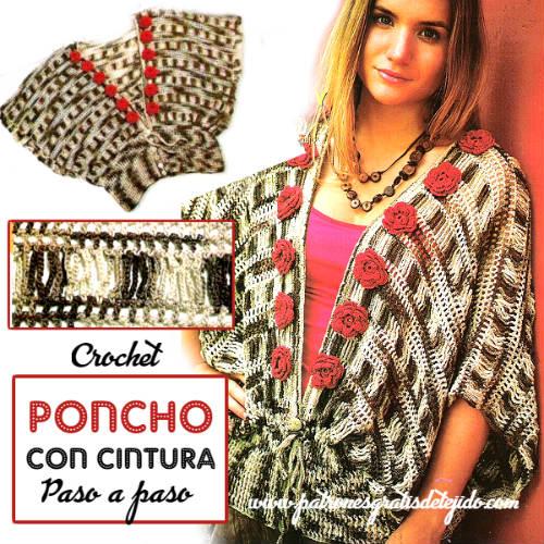 poncho-crochet-blusa