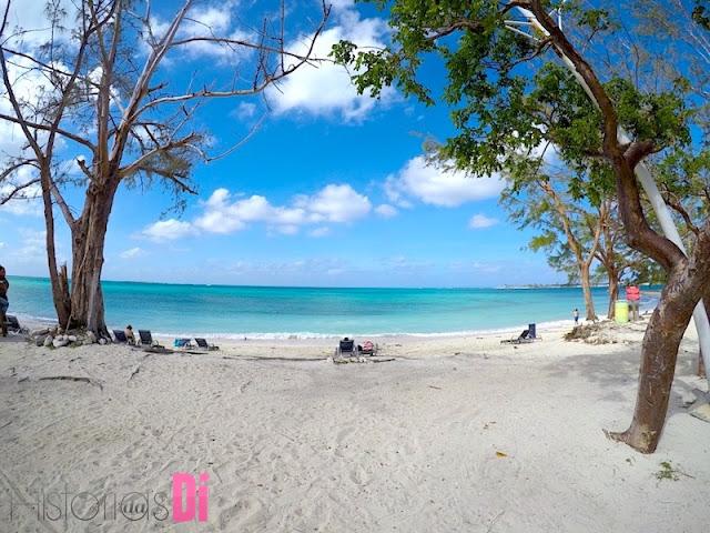 Praias paradisíacas em Nassau - Clifton Heritage National Park