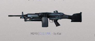 M249 | O.S.I.P.R Mil-Spec Skin