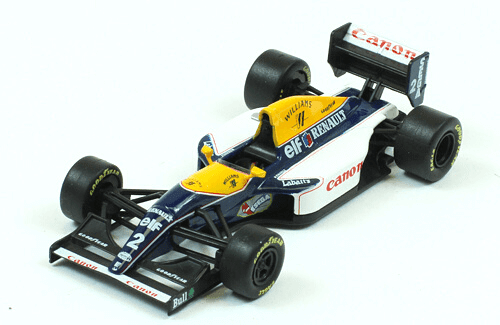 Williams FW15C 1993)Alain Prost f1 the car collection