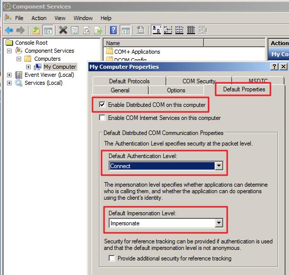 WMI 錯誤: 0x80070005 (Access Denied) - Huan-Lin 學習筆記