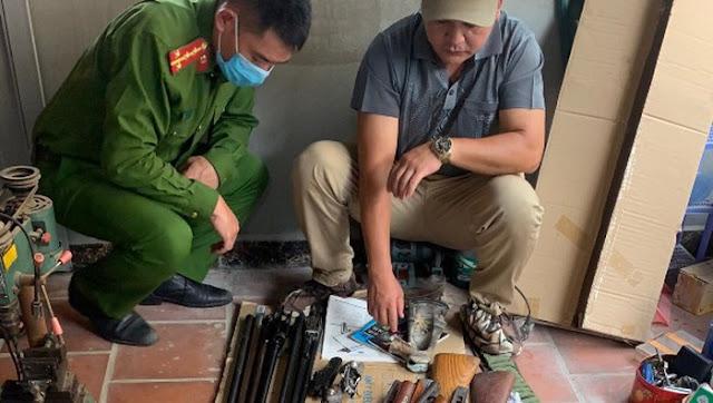 Chán đi bắn chim, 2 thanh niên rủ nhau ngồi chung cư để bắn người