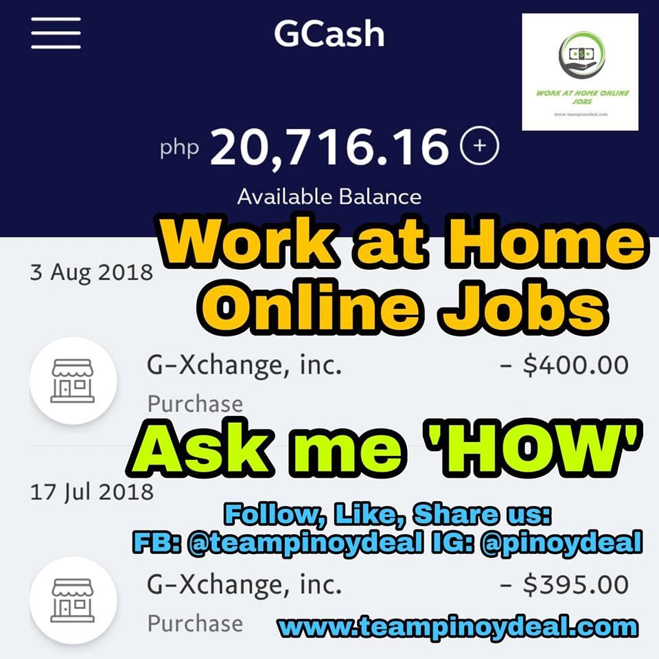 Legit online jobs that pay weekly 2018