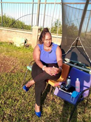 Private detective Jane Mugo on Kariobangi eviction