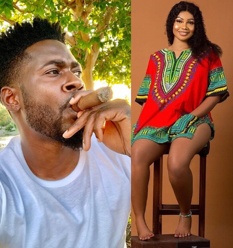 "Teebillz now manage Tacha after he promised to make her the ""biggest brand out of Africa"""