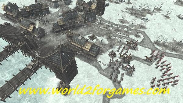 تحميل لعبة Shogun's Empire : Hex Commander للكمبيوتر