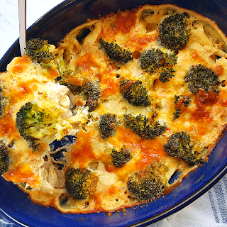 Keto Chicken Broccoli Casserole, One of my favorites this week at Encouraging Hearts and Home, link-up your creations, right here at Scratch Made Food! & DIY Homemade Household!